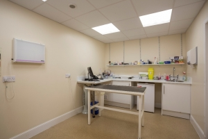 Forfar Consultting Room